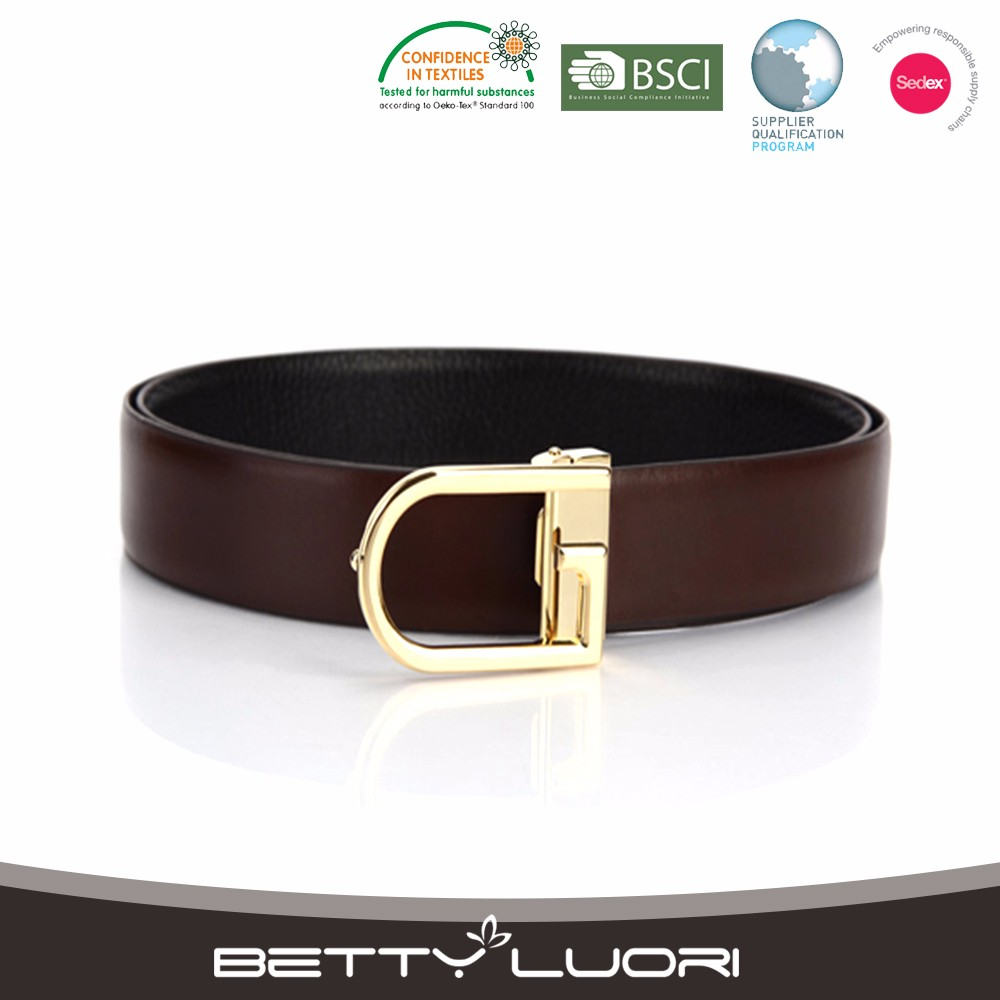 High Quality Wholesale Custom Fashion Pu Men Belt