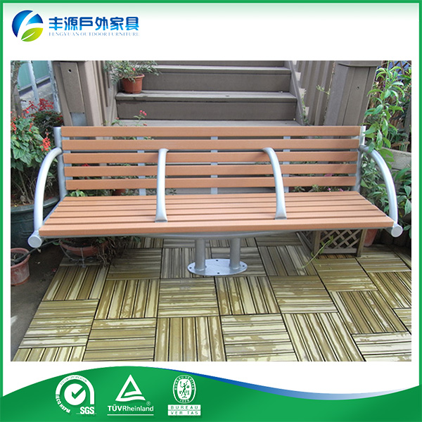 2015 New WPC Outdoor Chair ,Furniture , Garden Bench