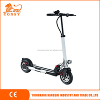 10inch wheel 350w 36v 10.4ah electric scooter with pedals ES1001