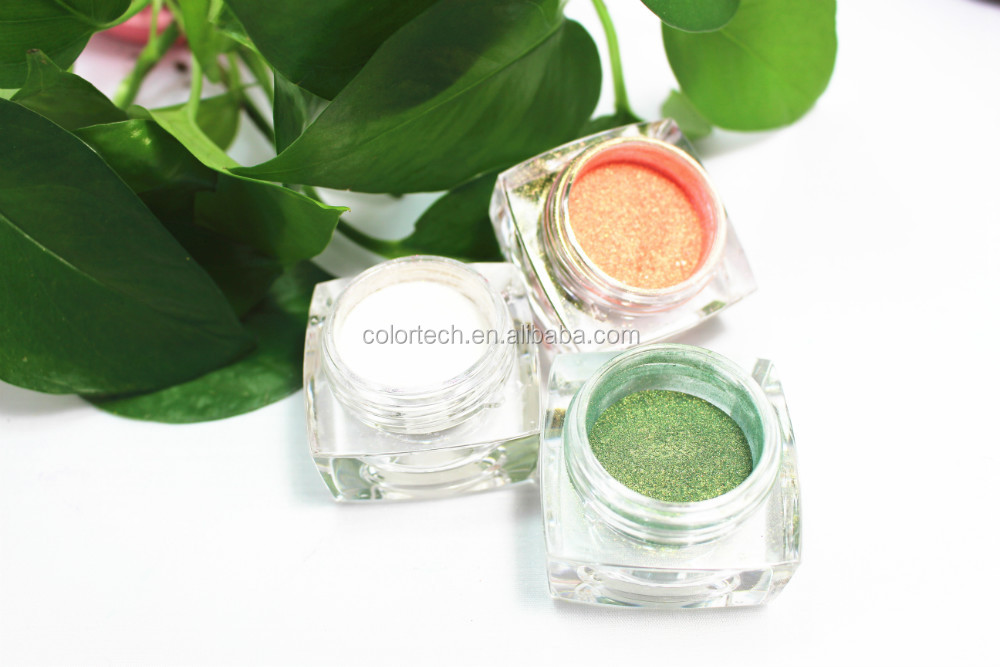 Makeup single color mineral loose shimmer eyeshadow powder