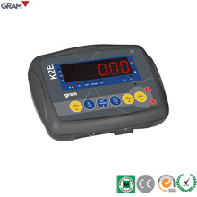 K2E Piece Counting FunctionDIgital Electronic Weighing scale Indicator with OIML-C3 Loadcells
