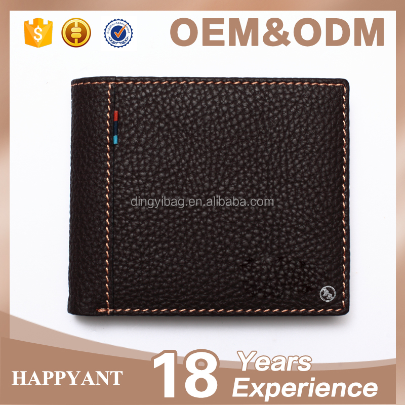 2016 china famous brand wallets smart wallet for men