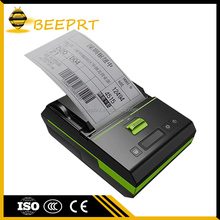 Receipt Wireless Bluetooth label mini thermal portable printer with android
