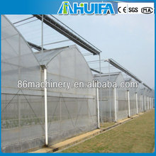 China Multi-Span Agricultural Plastic Diy Lean To Greenhouse For Vegetable