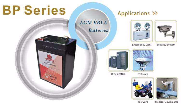 Sla AGM VRLA UPS battery 12v 14ah sealed lead acid battery for toys