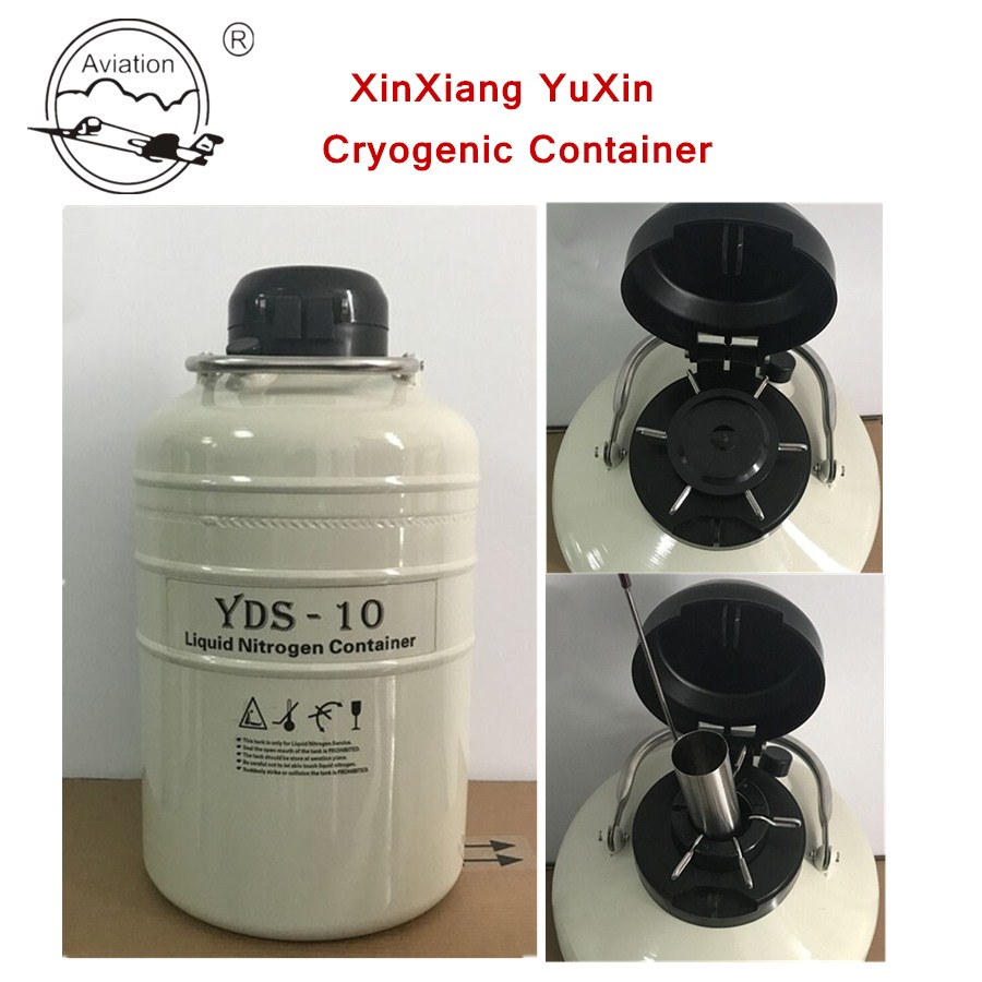 low price lab biological liquid nitrogen container cryogenic tank for sale