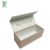 Flat packed creative Magnet closure printing foldable storage gift box