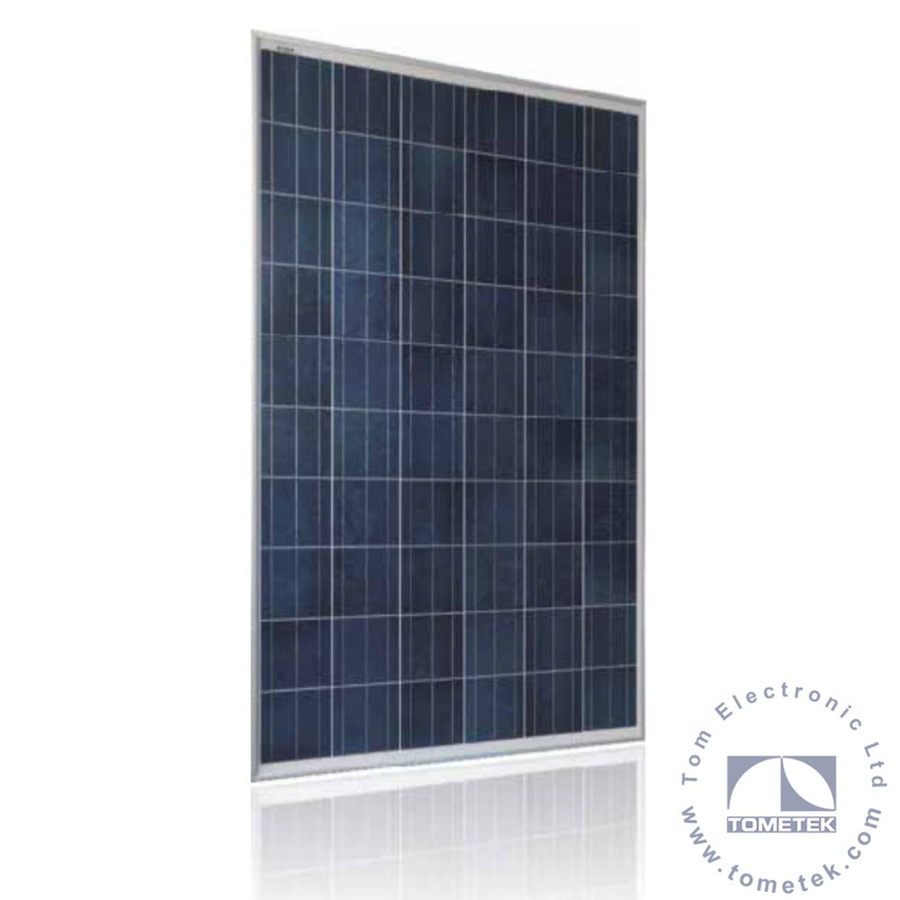 72 cells Poly solar PV module for on grid solar system and utility scale ground mounted with high reliability & UL/TUV/SONCAP