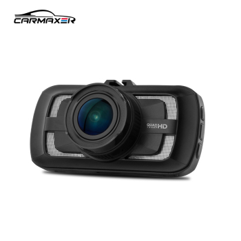 Night vision quad HD1440p car recording camera