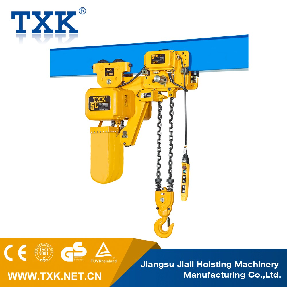 Suspension ER2 type chain hoist 0.25 ton