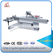 2015 Shenyang DONGTAI horizontal sliding table wood cutting machine /panel saw for woodworking/sliding table sa