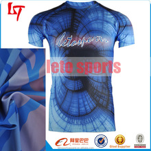 custom fitness wear/fitness wear/fitness apparel stretch wholesale gym wearT-shirt Tee Running Compression Shirts