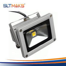 100-277v 480v Bridgelux UL outdoor round led floodlight (10w to 500w available)