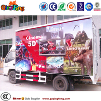 2015 newest 5d 7d 9d 11d 12d dynamic simulator cinema full motion chair with cabin