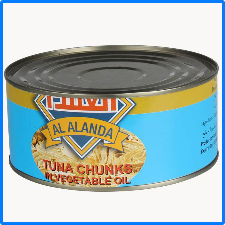 tuna fish in can dry style