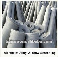 Cheap Al- MA Alloy Wire Window Screen With Mosquite Net