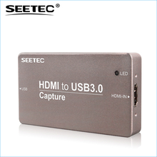 Incredible quality HDMI capture and playback handle all types of video formats video capture usb device HTU3.0