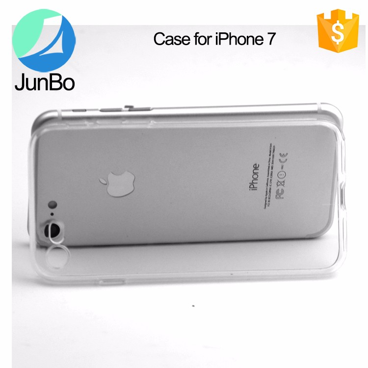 Trending 2017 phone case for iphone 7 case ultra clear soft tpu cover in stock