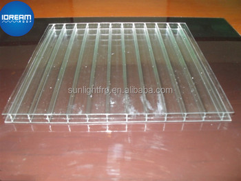 polycarbonate sheet clear