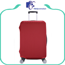Wholesale durable elastic suitcase spandex protective cover for luggage