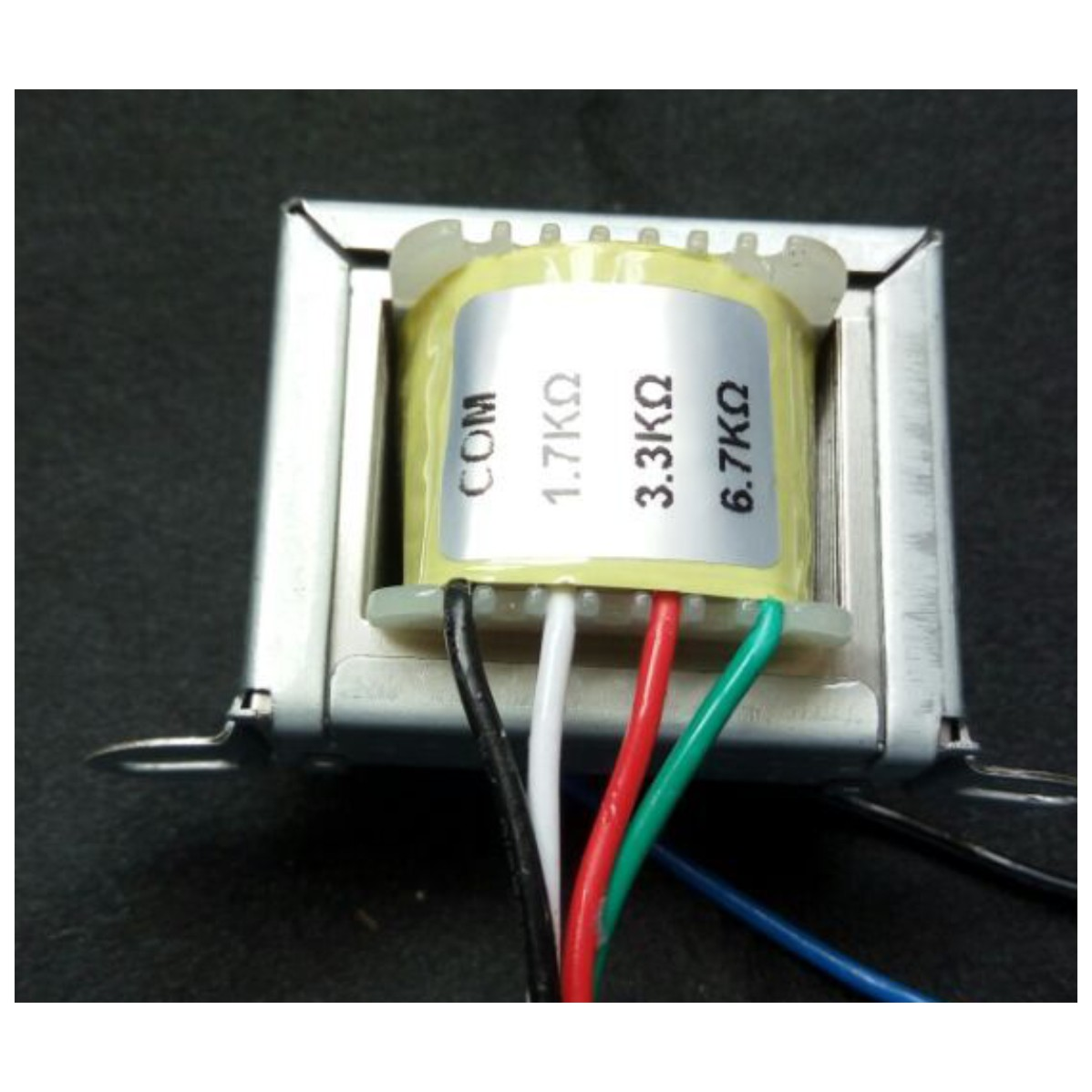 100V /70V Matching transformer at 8 ohm