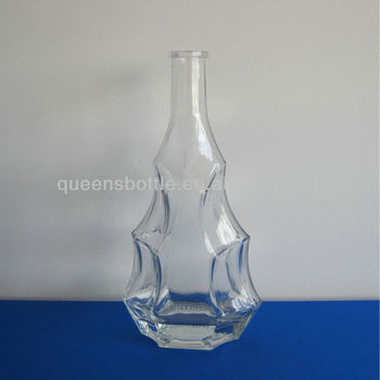 Wholesale 750ml Boat Shaped Liquor Glass Bottle - Buy Boat ...