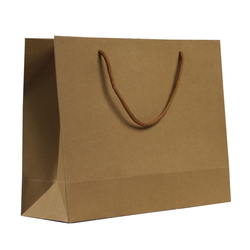 large flower luxury shopping paper bag for cloth