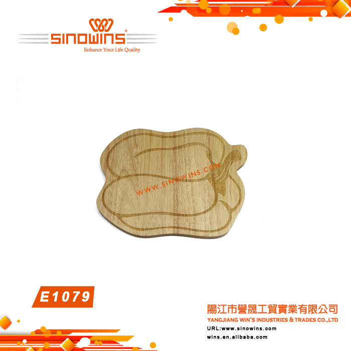 E1079 Wholesale Mini Wood Chopping board Board Cutting