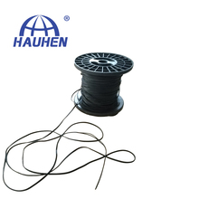 High performance NBR/Buna/Nitrile extruded rubber o ring cord
