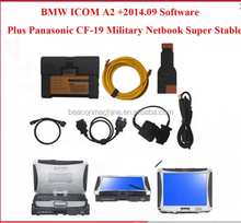 2015.7V New for BMW ICOM A2+B+C Diagnostic & Programming Tool With Panasonic CF-19 military Laptop