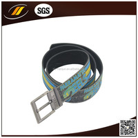 Wholesale High Quality Custom 2 inch leather belt