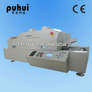 LED new light source reflow ovenT-960,LED hot air reflow soldering machine,wave soldering , taian puhui ,soldering iron infrared