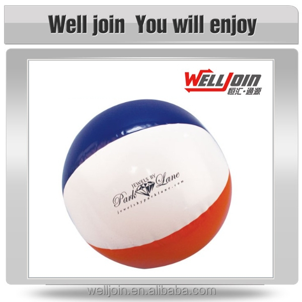 Promotional Wholesale Logo Customized Printed pvc beach ball