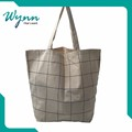Most popular classic promotional tote bag cotton canvas with cord