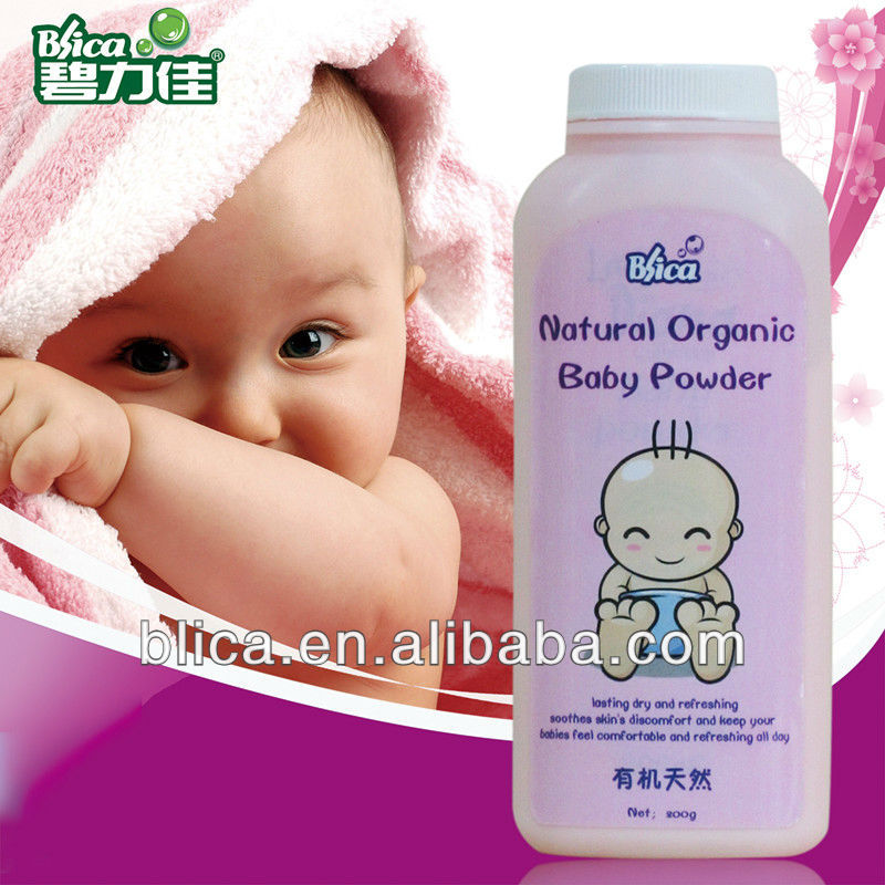 200g Blica Natural Baby Powder