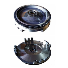 JO8E flywheel with fly wheel ring gear for HINO excavator industrial machinary engine 13450-2830