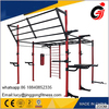 Commercial Gym Free Standing Crossfit Racks