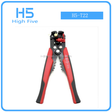 New Cable Wire Stripper Cutter Crimper Automatic Multifunction Crimping Stripping Plier Tools Electric