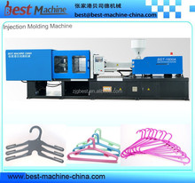 full automatic plastic hanger making injection molding machine