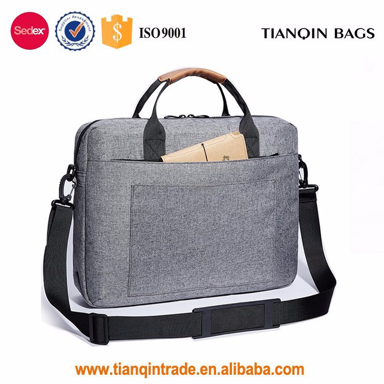 Large Capacity 14 Inch Laptop Bag Notebook Briefcase Messenger Shoulder Bag For Men And Women