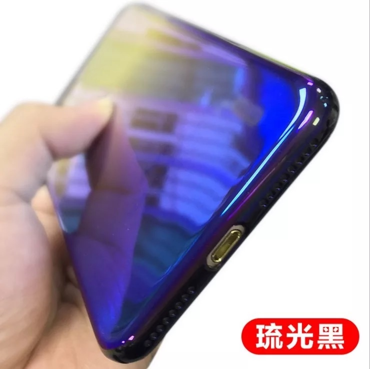 Guangzhou mobile phone shell for iphone 7 case color changing