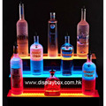 Acrylic Bottle Display Shelf/Kiosk