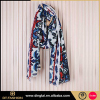Attractive kids women soft muslim hijab beach scarf
