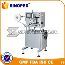 Automatic cotton inserting machine / auto cotton filling machine for pharmacy industry
