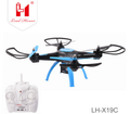 The most populer rc model drone 2.4G Big RC drone LH-X19C with camera