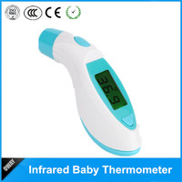 Ebola fever test digital infrared clinical thermometer features