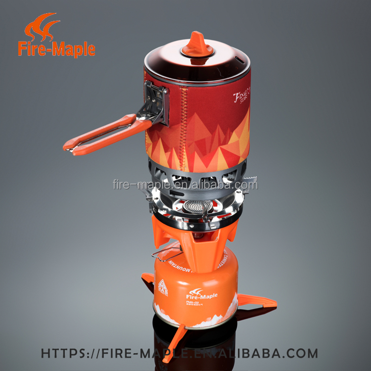 Fire Maple Cooking Syetem Hiking Outdoor Portable Camping Gas Stove