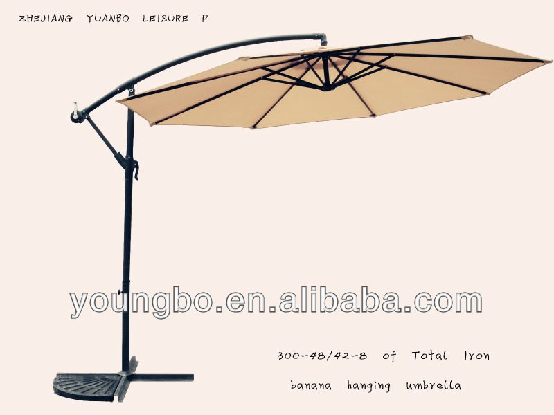 3m Alu. Banana Hanging outdoor umbrella parts