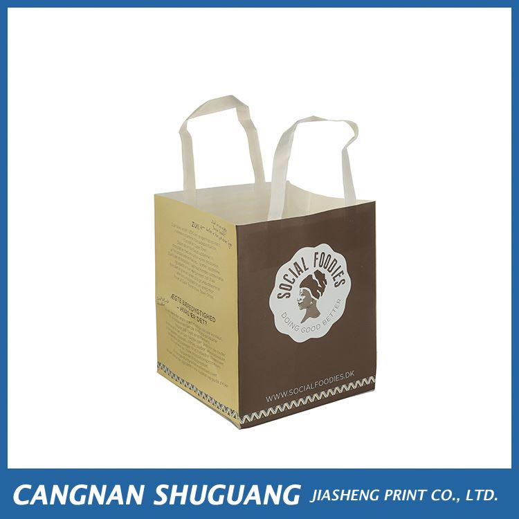 Factory directly sale good quality paper shopping bags