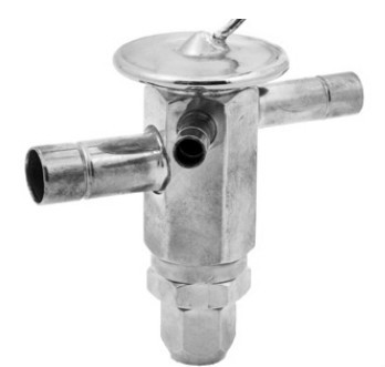 Emerson Alco thermal expansion valve in refrigeration